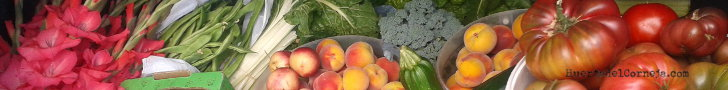 variedades frutas y verduras