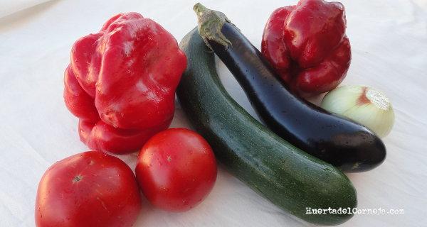 Verduras para asar