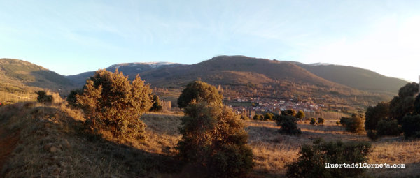 Sierra de Villafranca
